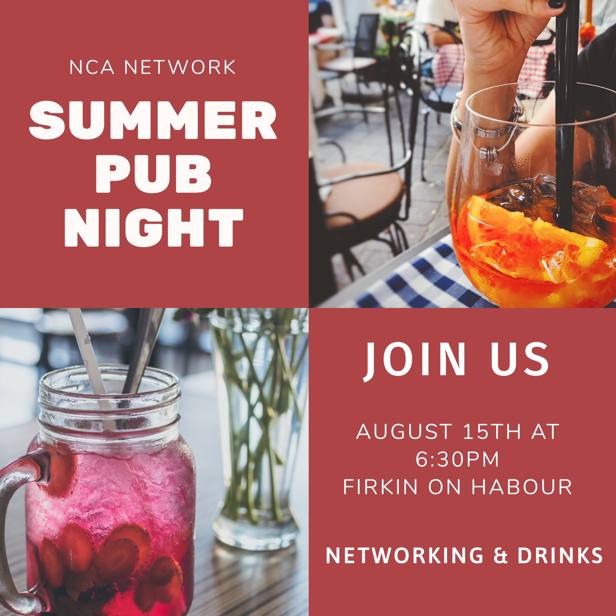 Summer Pub Night