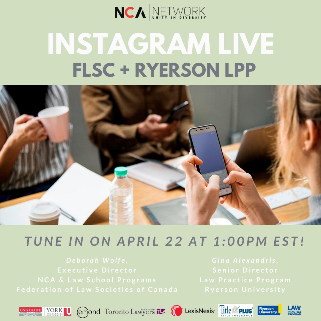 IG Live April 22